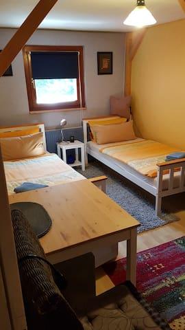 Doppelzimmer in Nuthetal in EFH (Monteurszimmer)
