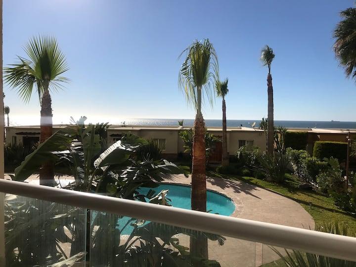 La Jolla Del Mar Oceanfront Getaway
