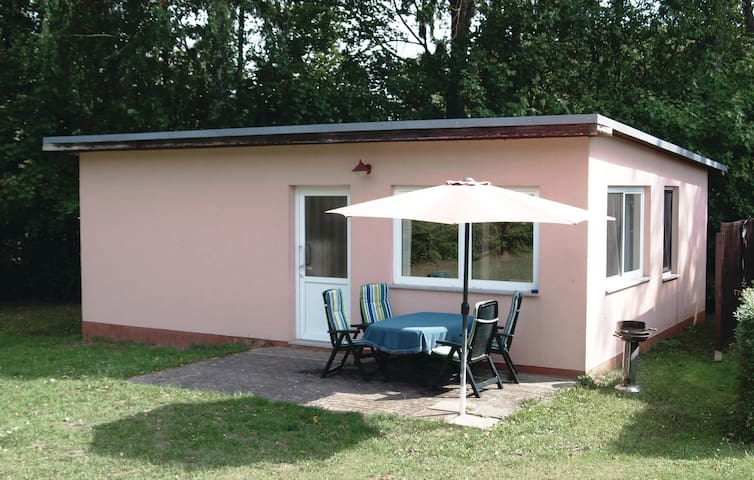 Holiday cottage with 2 bedrooms on 56m² in Brüssow