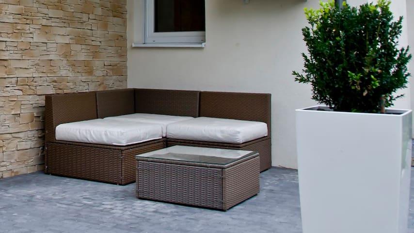 Völgy vendégház - Etyek - Huis