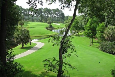 Golf condo, location  , view ,  parking , price .!