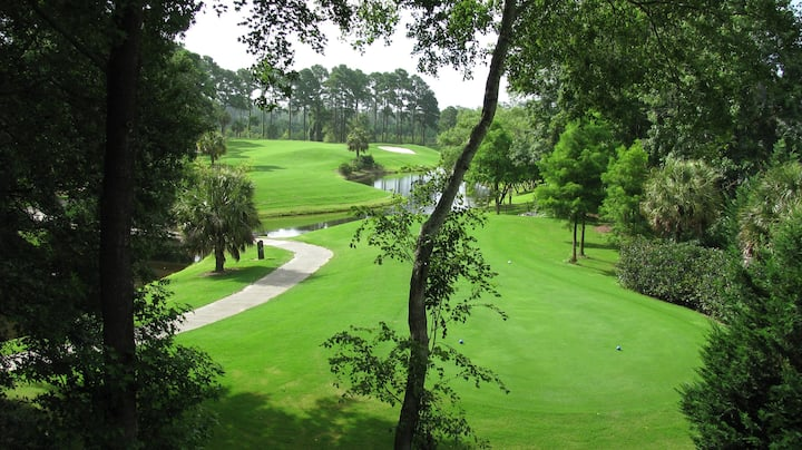 Golf condo, location  , view ,  parking , price .!
