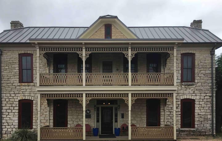 Couples Retreat at the Historic Sherriff's House