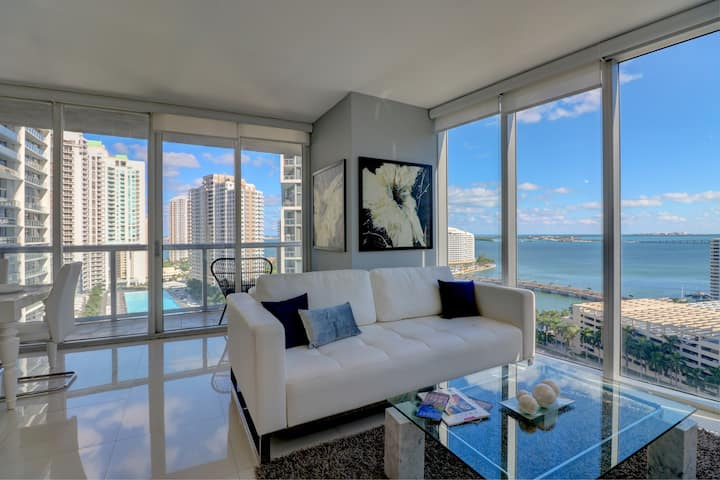 LUX 2B/2B – Water View• Free: Spa, Pool, Parking