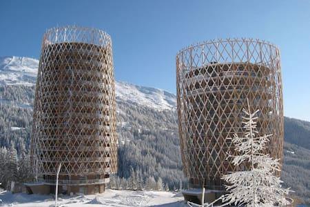 PREMIUM APARTMENTS EDEL:WEISS - Katschberghöhe 6 - Apartemen
