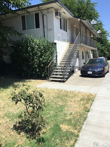 Peace in the Hood - Sacramento - Apartment