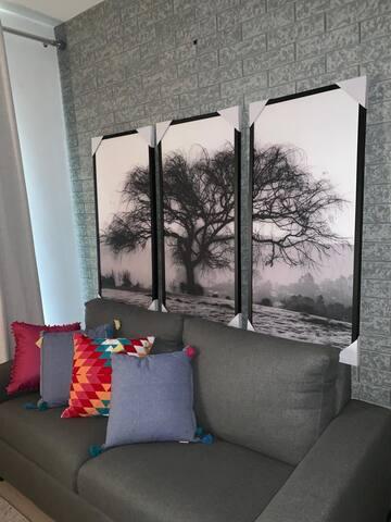 Apartamento lindo, decorado e bem localizado! Hub!