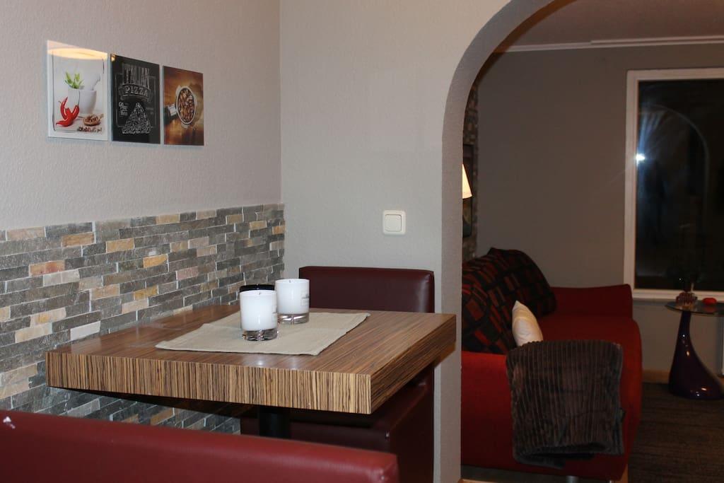 geschmackvolles appartment top verkehrsanbindung lofts zur miete in dortmund nordrhein. Black Bedroom Furniture Sets. Home Design Ideas