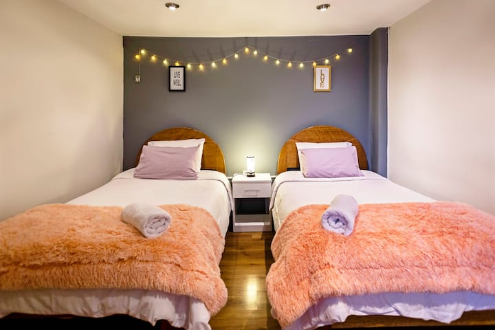 Cozy rooms in the heart of Cusco city 3 beds
