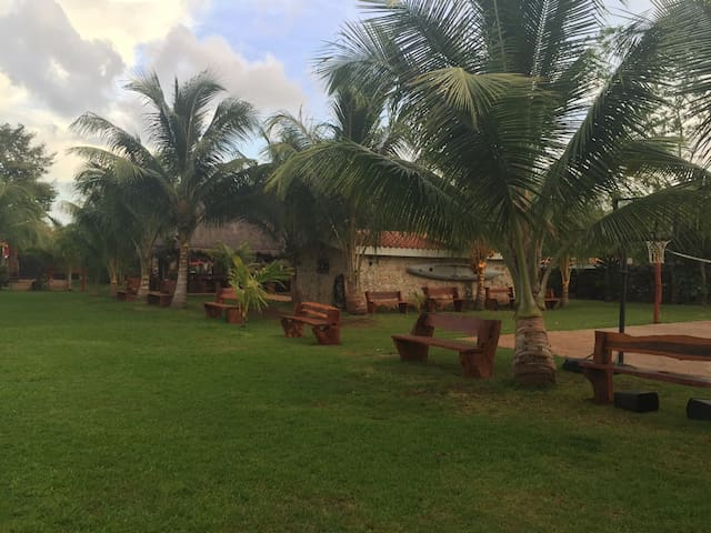 Cancún Jungle Camp - Leona Vicario - Natuur/eco-lodge