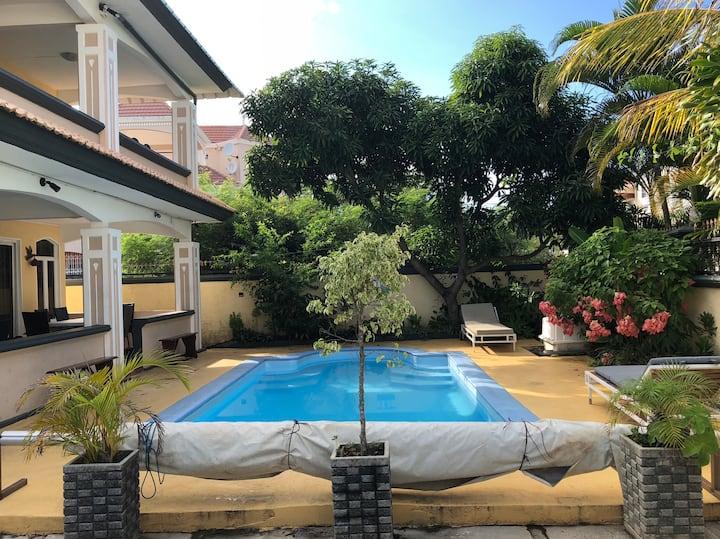 Private Villa in Mont Choisy