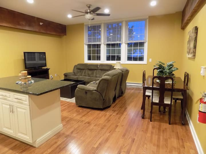 New Unit In Downtown Sawyer Close to Warren Dunes