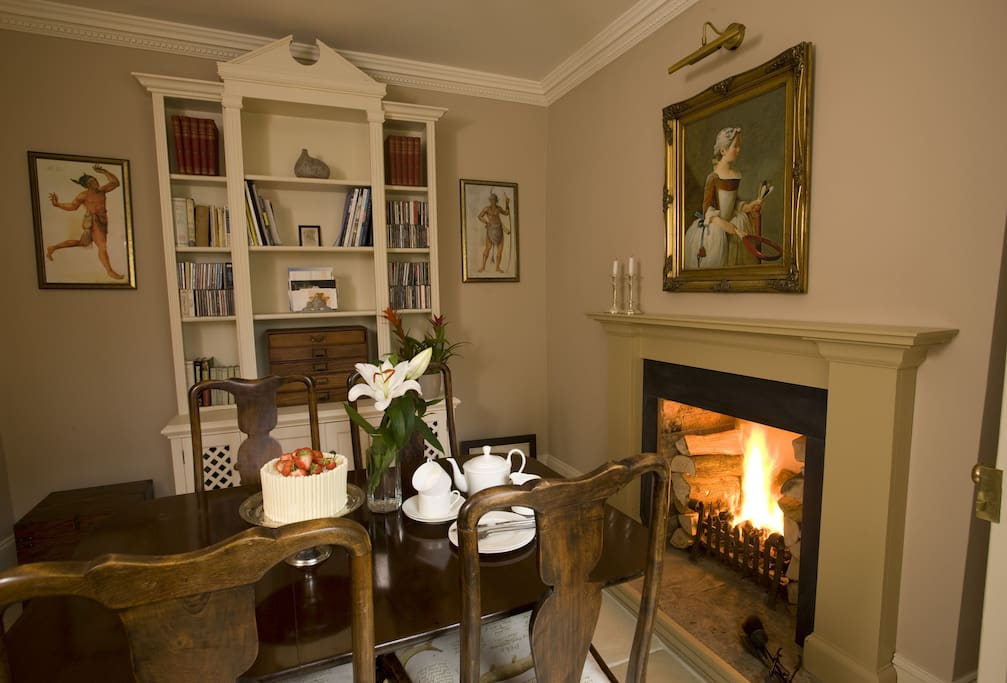 View of the Sitting Room