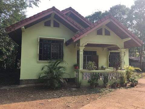Beautiful 3-bedroom Entire House in Pakse, Laos