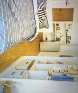 Affordable room - Crestwood - Apartamento