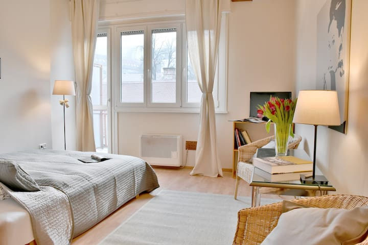 Feel like home! Near Buda Castle 2 - Budapeszt - Apartament
