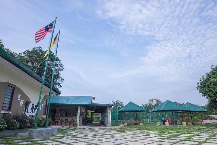 Juasseh Agro Park, nature with adventure...