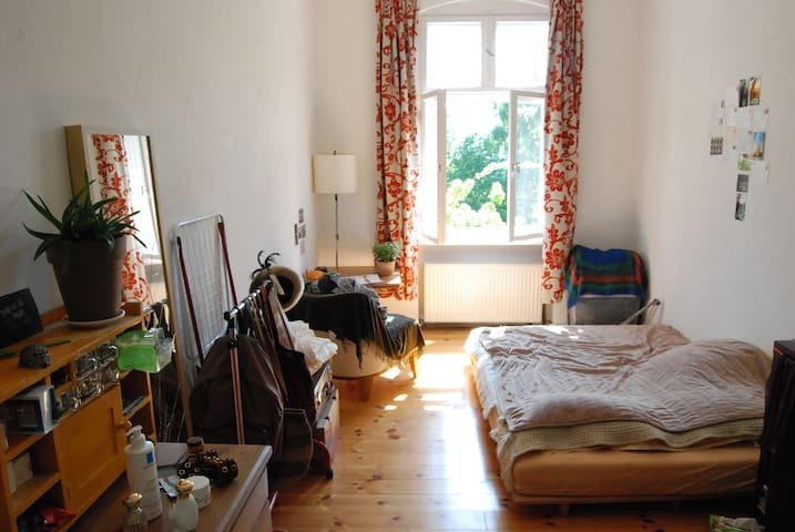 Bright room in Kreuzberg