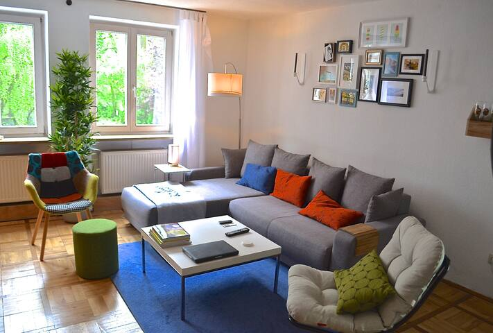 BEER FLAT / CITY BEACH / OLD TOWN - München - Appartement