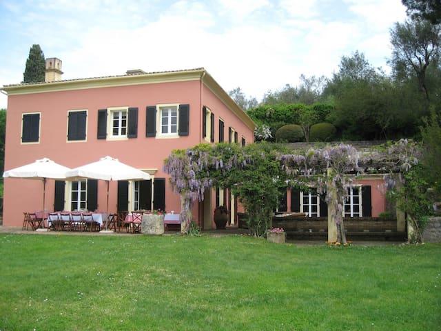18th Century Venetian Kompitsi Villa - Corfu