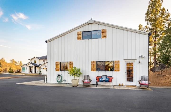 Industrial Farmhouse Retreat