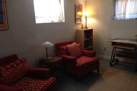 Cozy basement apartment - St. Louis - Apartament