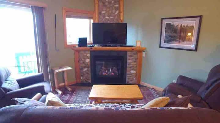 NEW! Wynne Point Suite at Giants Ridge Resort
