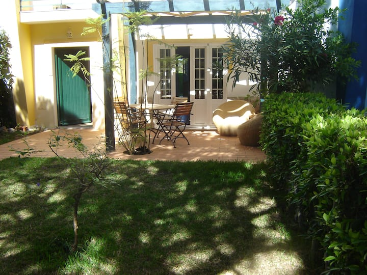 Lovely villa with garden & wifi Praia Verde