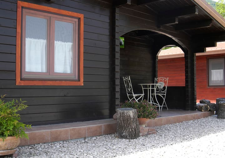 Casa di legno Istrice