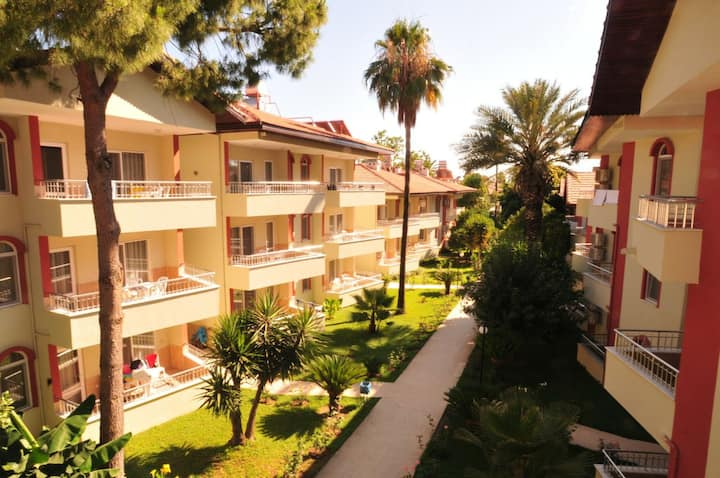 2+1 lux Apart next to the sea in Side/Antalya