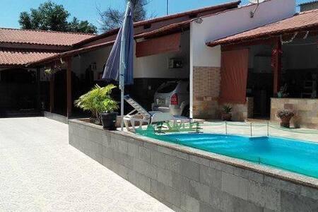 Balneário casa com piscina - São Pedro da Aldeia - 独立屋