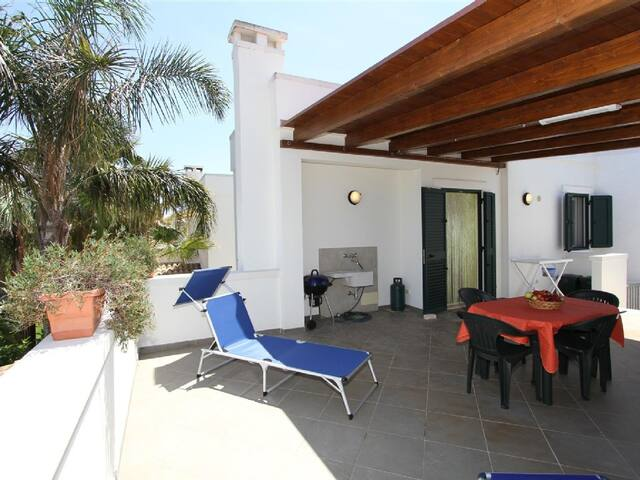 Confortevole appartamento,veranda - Specchiolla - Huoneisto