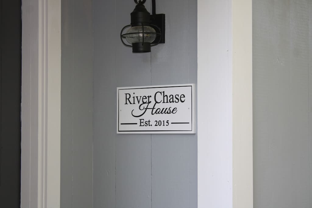 Welcome to River Chase