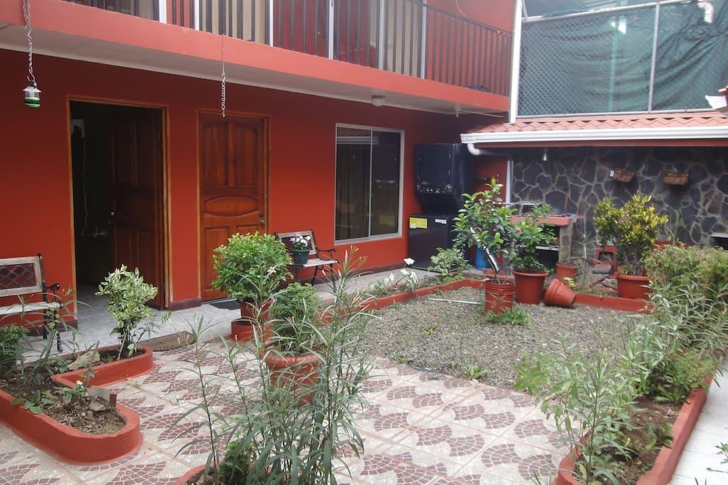 Instalaciones Jardín