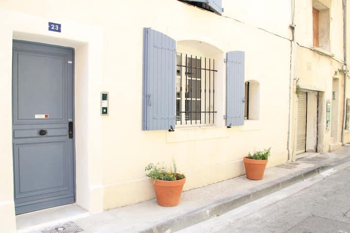 Martigues : appartement centre historique