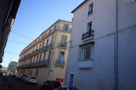 loft  2, rue Fondère à Sète - Sète - Loft