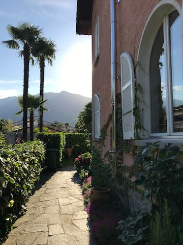 Ascona: Casa Yvonne