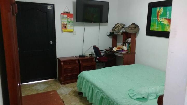 Alojamiento central en Barrio Sicarare 💯 ubicació