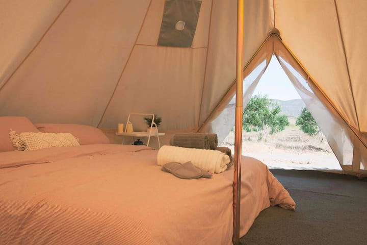 Glamping King Lumi Valle de Guadalupe