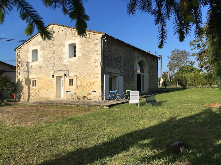 Countryside House nearby Saint Emilion