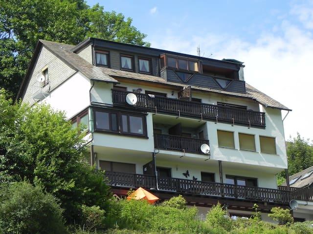Zonnig appartement, mooi uitzicht - Schmallenberg - Flat