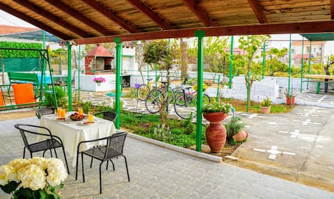 Sun & Sand House in Chania! Relax! 5min from beach