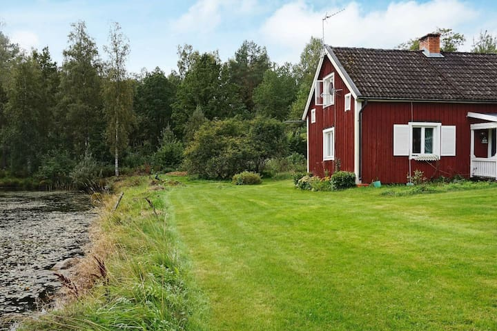 5 person holiday home in VÄDERSTAD