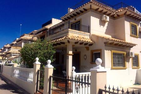 Authentic Spanish villa la Zenia - La Zenia - Haus