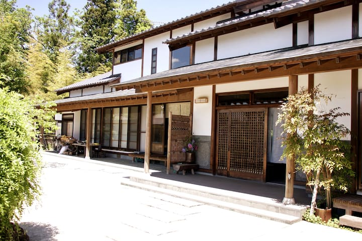 Authentic Japanese house built by the host Max7ppl