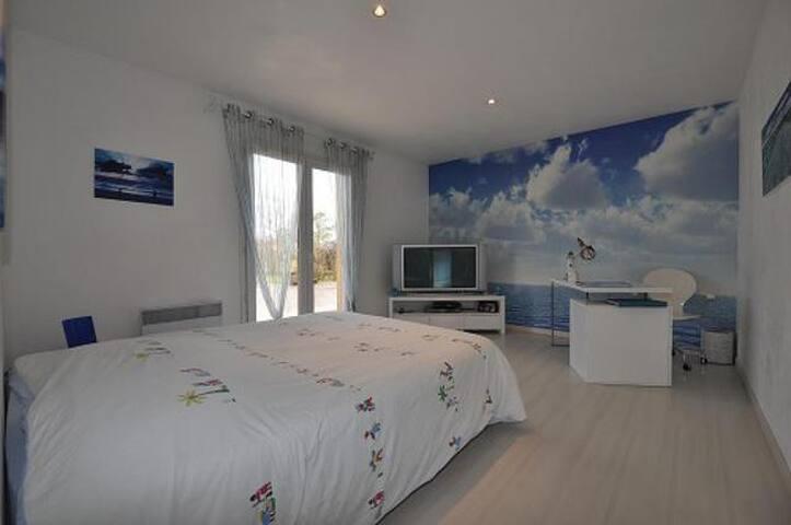 Chambre confortable, proche de Gaillac
