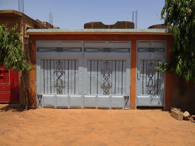 Villa Manille - Ouagadougou - Pis