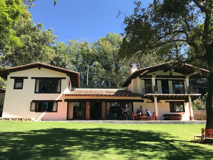 Magnifica casa de campo a 1 km de Hacienda Pipiol