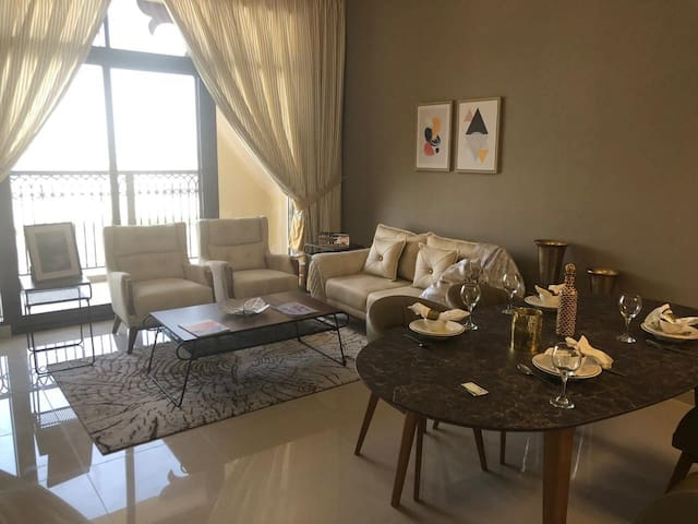 huge 2 bedroom apartment in al jadaf  Rimal Tower