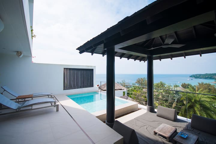 Stunning 3-Bedroom Villa at Surin Beach - Choeng Thale - Villa